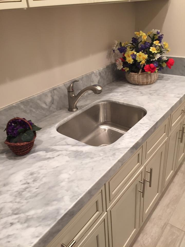 Granite Sealing Kitchen Countertop Marble Bathroom